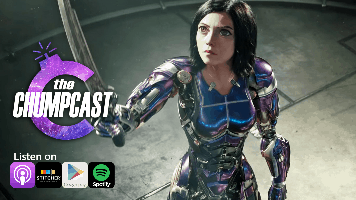 Alita: Battle Angel, Nerdy Dog Names, and Selling Out